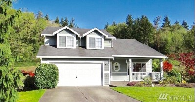 Olympia Single Family Home For Sale: 5934 Braywood Lane SE