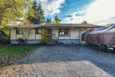 Centralia Single Family Home For Sale: 1104 L St