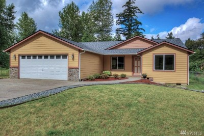 Tacoma Single Family Home For Sale: 13922 42nd Ave E