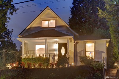 Seattle Single Family Home For Sale: 309 NE 56th St