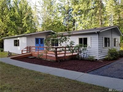 Poulsbo Single Family Home Pending Inspection: 26551 State Highway 3 NE