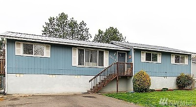 Centralia Single Family Home For Sale: 3009 Southgate Dr