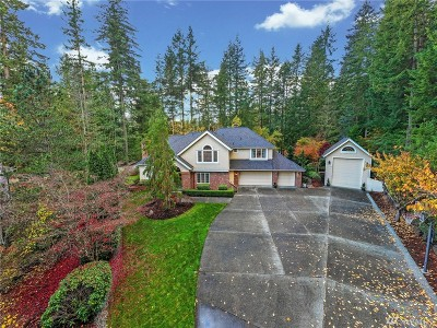 Sammamish Single Family Home For Sale: 3333 257th Ct SE