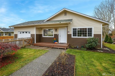 Mount Vernon Single Family Home For Sale: 2300 Martin Rd