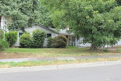Auburn Single Family Home For Sale: 1235 23rd St SE