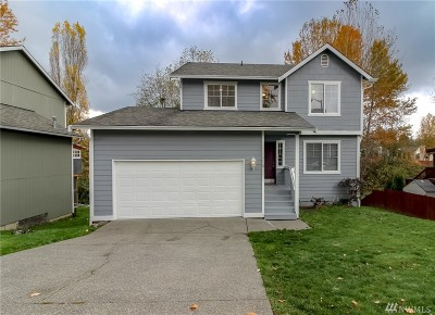 Kent Single Family Home For Sale: 11716 SE 264th Place