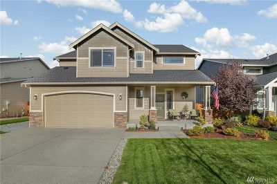 Orting Single Family Home For Sale: 207 Ames St NE