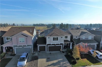 Spanaway Single Family Home For Sale: 20107 18th Av Ct E