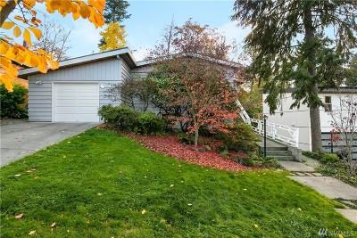 Seattle Single Family Home For Sale: 4615 S Alaska St