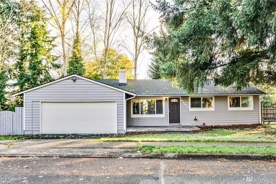 Renton Single Family Home For Sale: 4433 NE 17th St