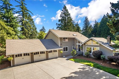Bellingham WA Single Family Home For Sale: $950,000