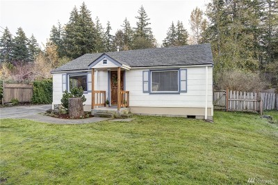 Bellingham Single Family Home For Sale: 2806 E Sunset Dr