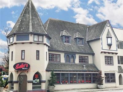 Seattle Commercial For Sale: 3242 Eastlake Ave E