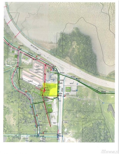 Anacortes, La Conner Residential Lots & Land For Sale: Hwy 20