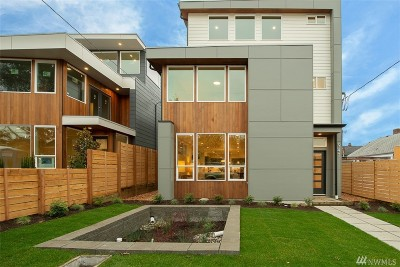 Seattle Single Family Home For Sale: 942 N 77th St