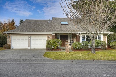 Gig Harbor Single Family Home For Sale: 1411 34th St Ct NW
