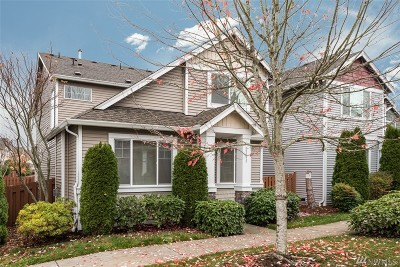 Snohomish County Condo/Townhouse For Sale: 2705 84th Dr NE