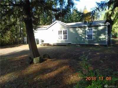 Single Family Home For Sale: 5461 E Agate Rd