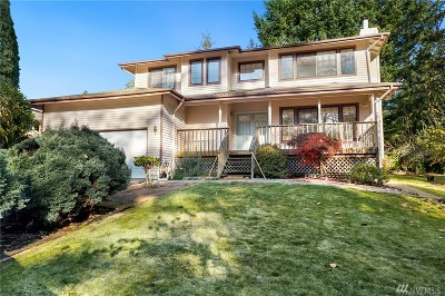 Mountlake Terrace Single Family Home For Sale: 4515 240th St SW