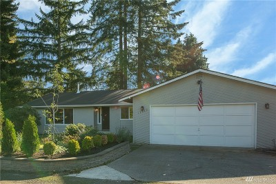 Lynnwood Single Family Home For Sale: 17729 Spruce Wy