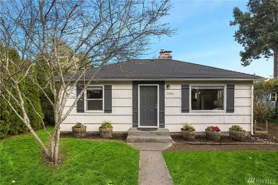 Seattle Single Family Home For Sale: 9920 31st Ave SW