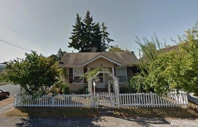 Centralia Single Family Home For Sale: 1008 W Walnut