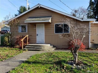 Bremerton Single Family Home For Sale: 2622 Stephenson Ave