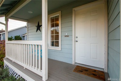 Sedro Woolley Single Family Home Sold: 410 Spring Lane