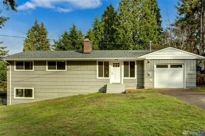 Lynnwood Single Family Home For Sale: 7215 198th St SW