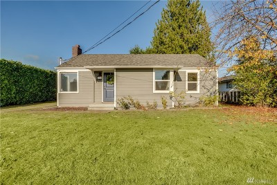 Burien Single Family Home For Sale: 618 SW 136th Place