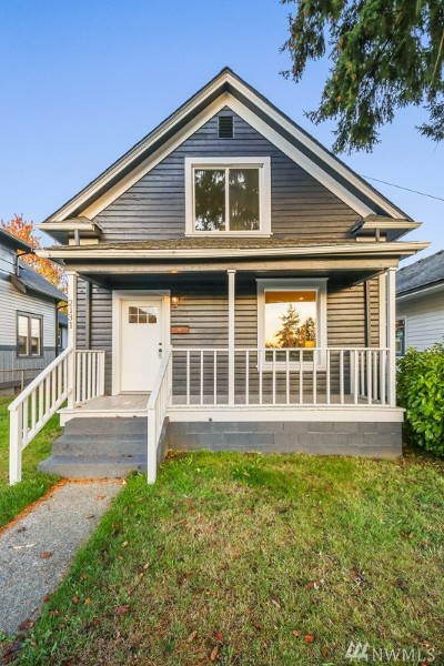 Tacoma Single Family Home For Sale: 2131 Martin Luther King Jr Wy