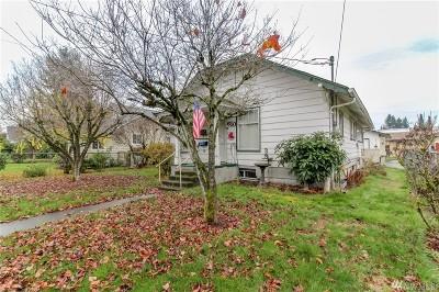 Sumner Single Family Home For Sale: 610 Elizabeth St