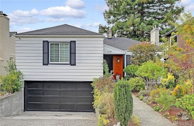 Seattle Single Family Home For Sale: 3215 42nd Ave W