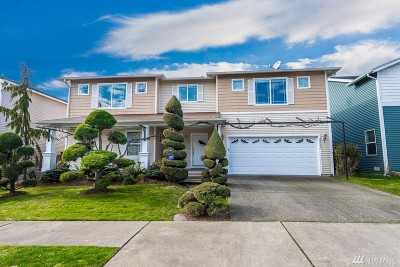 Federal Way Single Family Home For Sale: 33241 44th Ave S