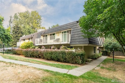 Kirkland Condo/Townhouse For Sale: 9811 NE 124th St #402