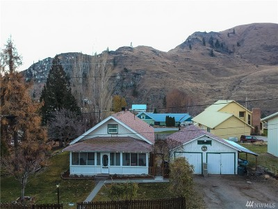 Entiat Single Family Home For Sale: 2829 Sunset Ct