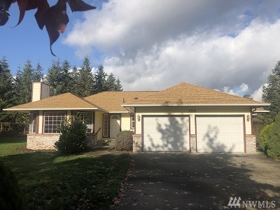 Chehalis Single Family Home For Sale: 123 Granite Lane