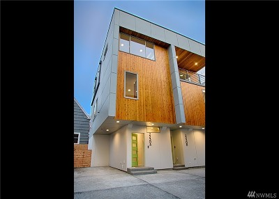 Seattle Single Family Home For Sale: 2230 10th Ave E