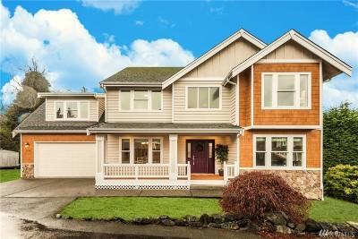 Shoreline Single Family Home For Sale: 1582 NE Serpentine Place
