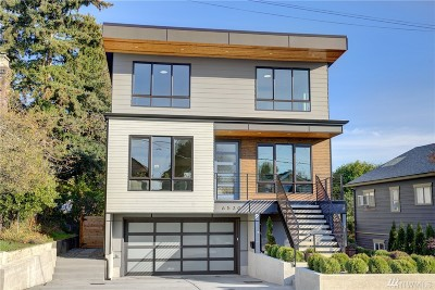 Seattle Single Family Home For Sale: 6530 Dibble Ave NW