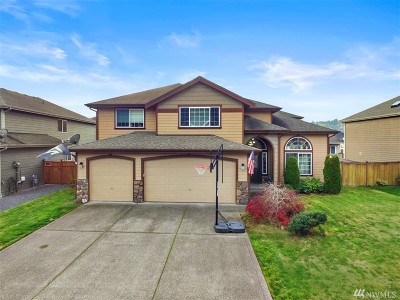 Orting Single Family Home For Sale: 1503 Daffodil Ave NE