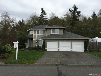 Puyallup Single Family Home For Sale: 9001 65th Ave E