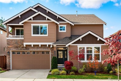Snohomish Single Family Home For Sale: 13926 45th Dr SE
