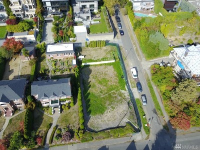 Seattle Residential Lots & Land For Sale: 1001 3rd Ave W