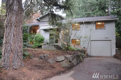 King County Single Family Home For Sale: 8016 27th Ave NE