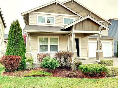 Lacey Single Family Home For Sale: 7148 Prism St SE