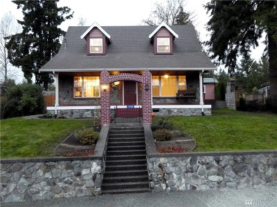Skagit County Single Family Home For Sale: 17289 Lake View Blvd