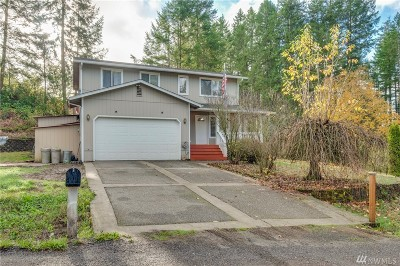 Port Orchard Single Family Home For Sale: 7900 SW Conifer Lane