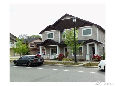 Lacey Condo/Townhouse For Sale: 5908 Illinios St SE #B