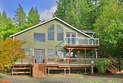 Bremerton Single Family Home For Sale: 7790 NW Wildcat Lake Road